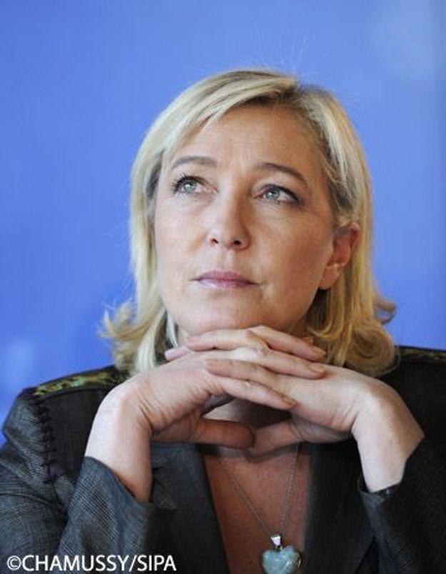 Marine Le Pen répond à ELLE : l'IVG en danger