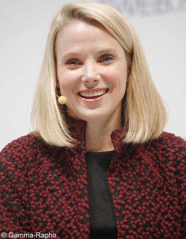 Marissa Mayer à la tête de Yahoo!