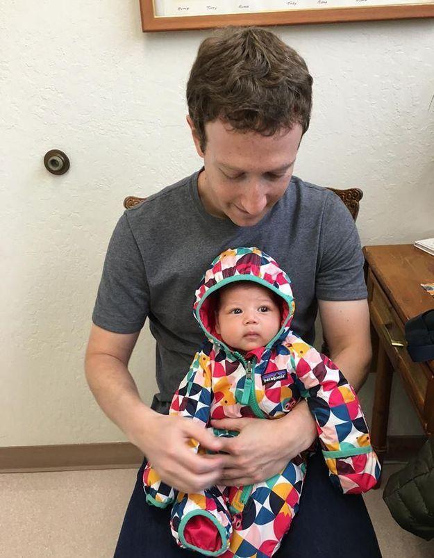 Mark Zuckerberg : la photo qui agace les anti-vaccins