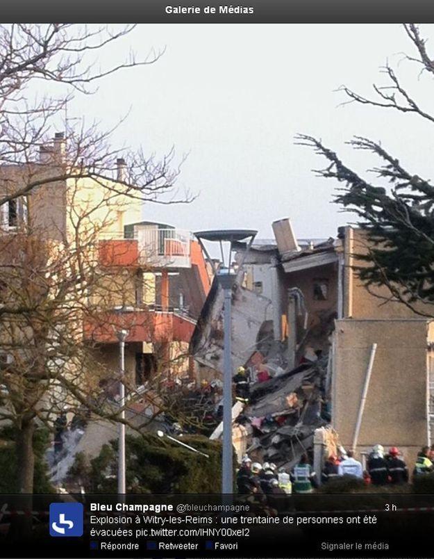 Marne : quatre morts, dont un enfant, dans une explosion