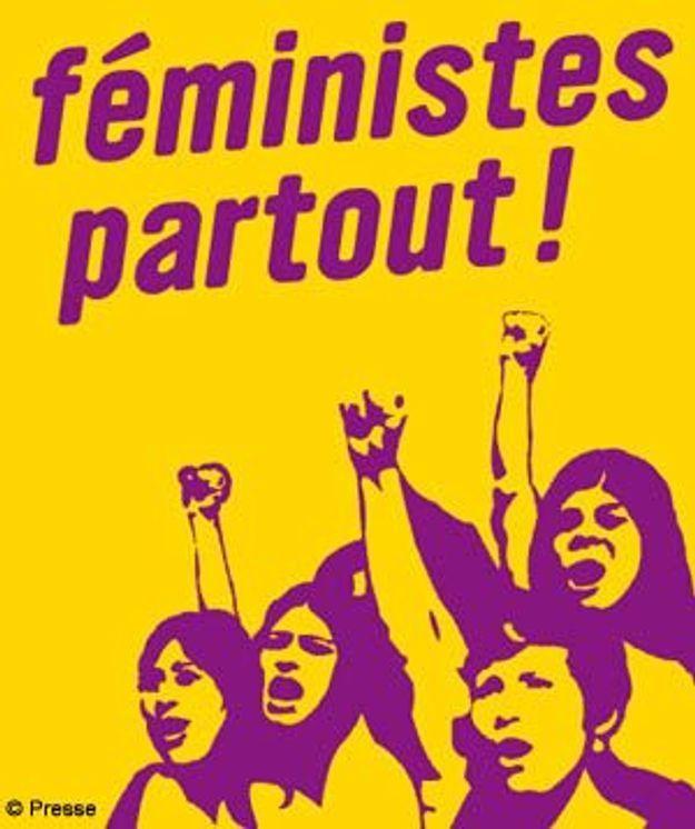 Marre du sexisme ? Rejoignez la manifestation féministe cet après-midi !