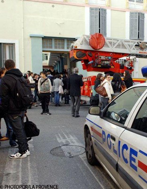 Marseille : le lycéen toujours dans un état critique