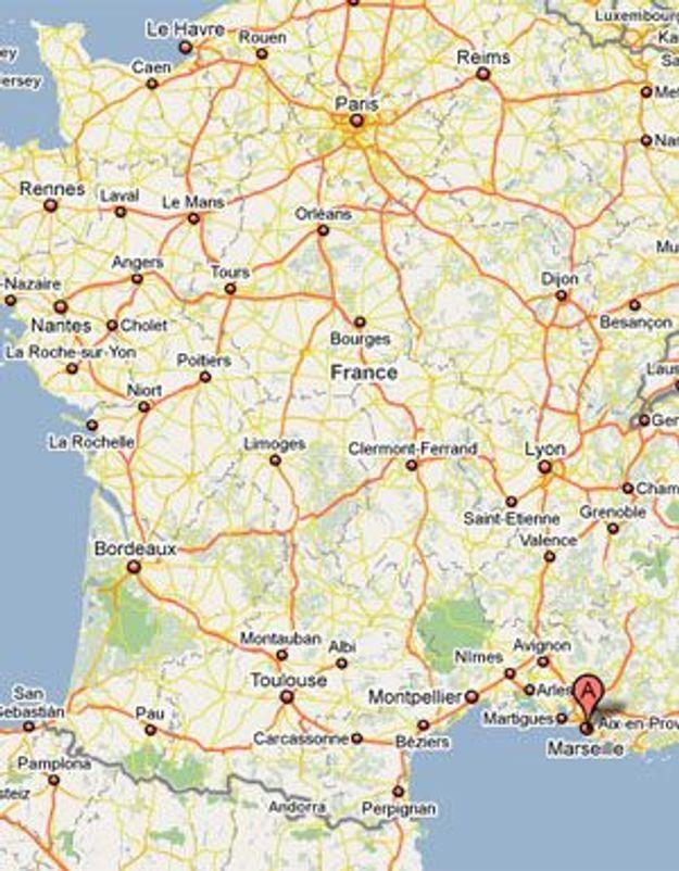 Marseille : le violeur présumé de 2 prostituées arrêté