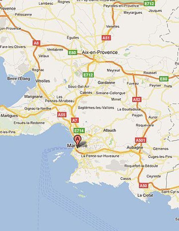 Marseille : un enfant tué, le conducteur du fourgon en fuite