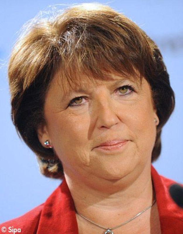 Martine Aubry reprend son rôle de première secrétaire du PS