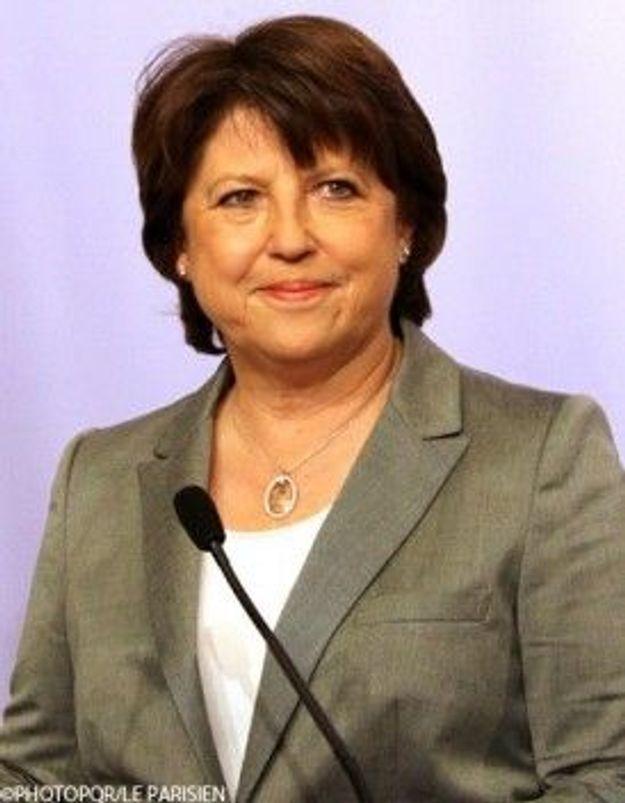 Martine Aubry sera l'invitée du JT de France 2 ce soir