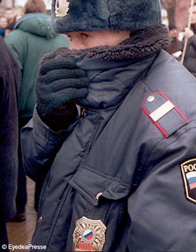 Massacre dans un sauna en Russie