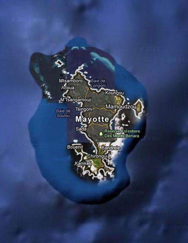 Mayotte : Le bébé était décédé pendant la traversée en mer