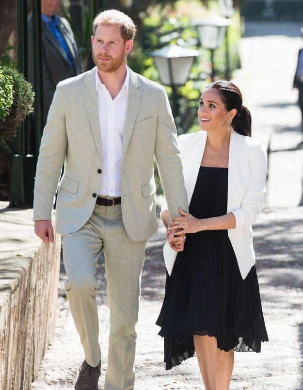 Meghan Markle et le prince Harry : une éducation non-genrée pour le « royal baby » ? Kensington Palace dément
