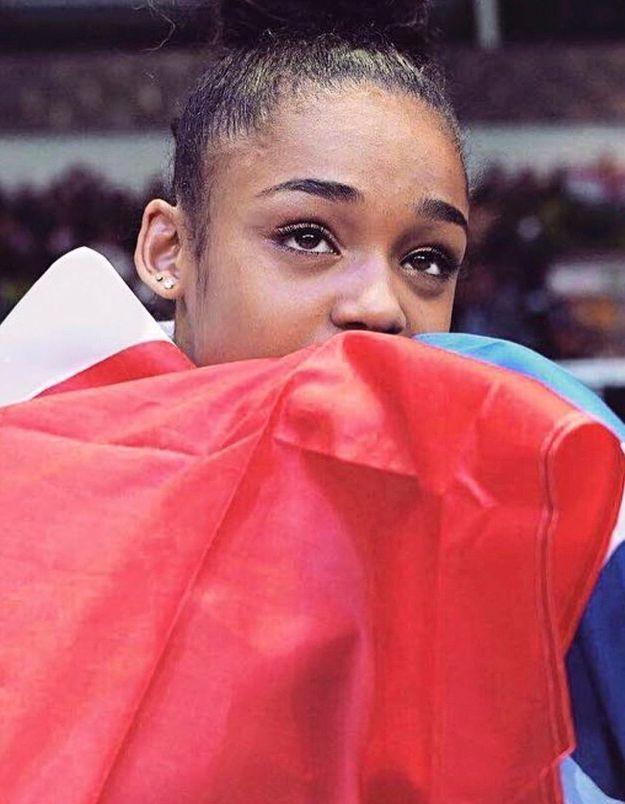 Mélanie De Jesus Dos Santos, la Française qui réveille la gymnastique