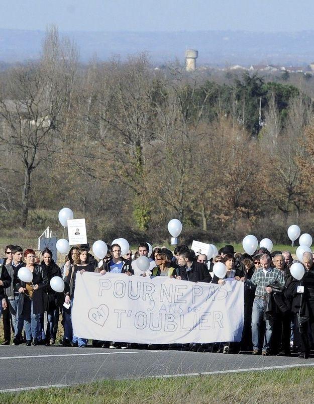 Meurtre de Patricia Bouchon: une marche blanche organisée