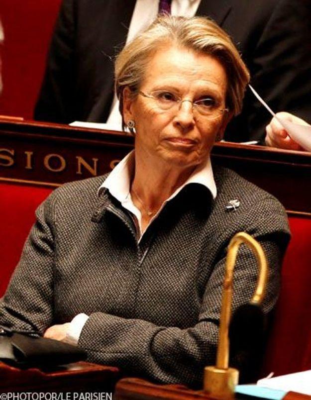 Michèle Alliot-Marie démissionne