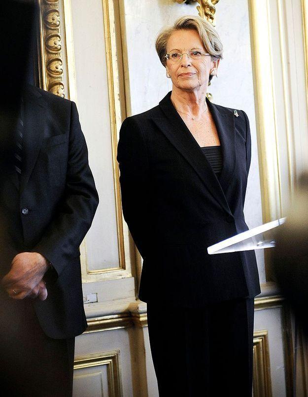 Michèle Alliot-Marie revient sur son image de « femme dure »