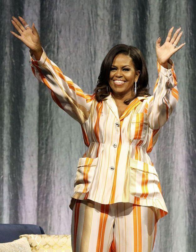 Michelle Obama à Paris : un show aussi rôdé qu'inspirant, on vous raconte