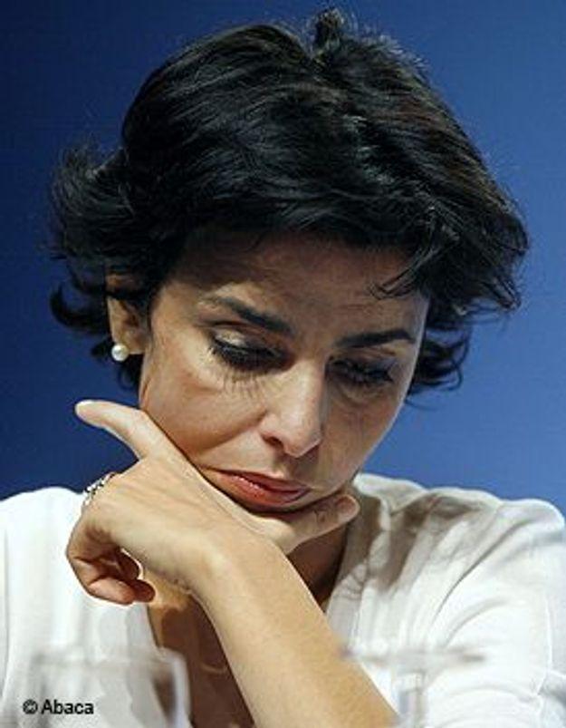 Ministère amer : Rachida Dati en difficulté