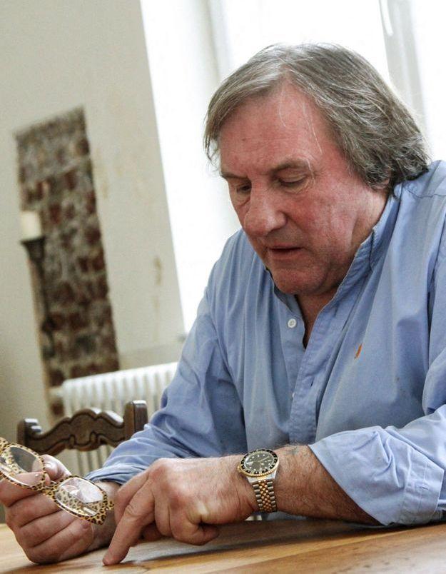 Mis en examen pour « viols », Gérard Depardieu nie en bloc les accusations