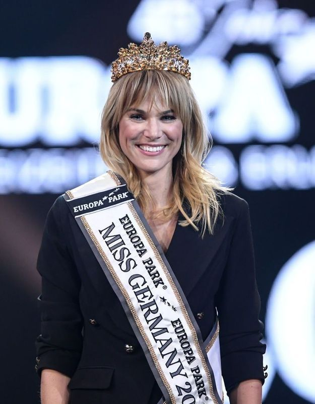 Miss Germany 2020 a 35 ans et un enfant : une petite révolution dans les concours de miss ?