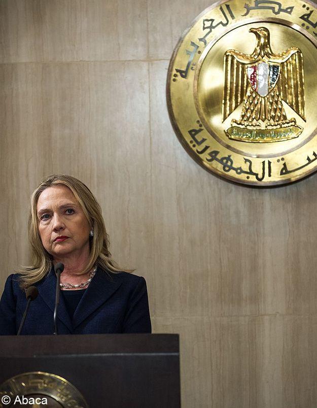 « Monica, Monica ! » : Hillary Clinton huée en Egypte