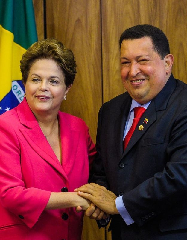 Mort de Chavez : « une perte irréparable » pour Dilma Rousseff