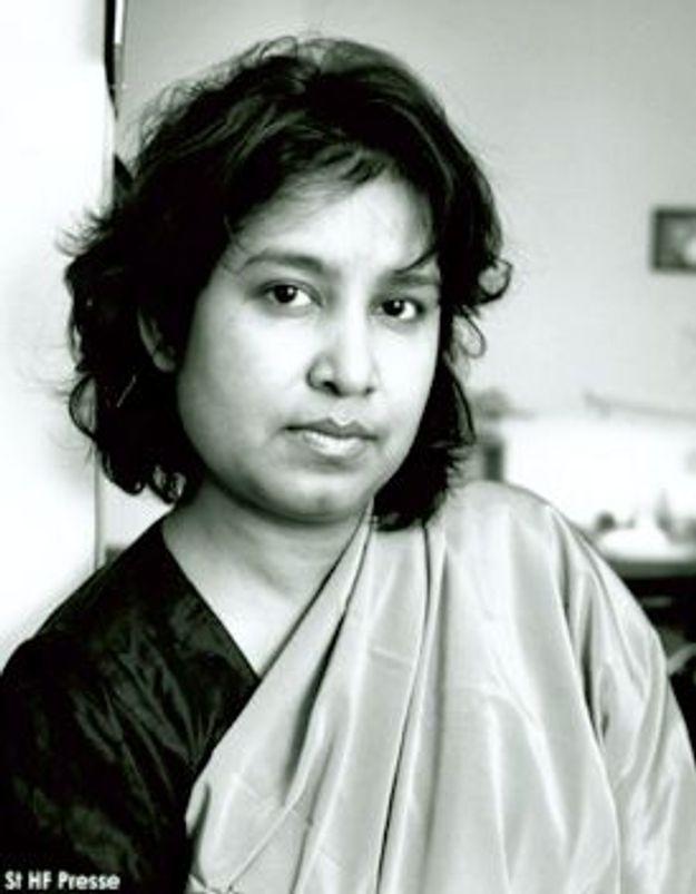 N'oublions pas Taslima !
