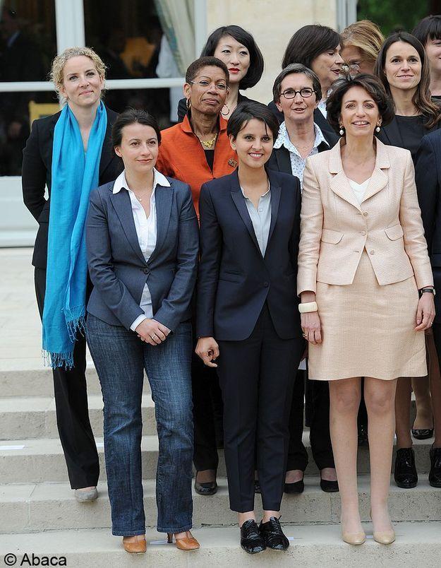 Nadine Morano n'aime pas le jeans de Cécile Duflot
