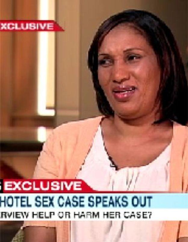 Nafissatou Diallo: nouvel extrait de son interview télévisée