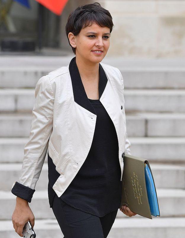Najat Vallaud-Belkacem : « Contre le harcèlement, je ne crois qu'à une chose : la présence massive des femmes en politique »