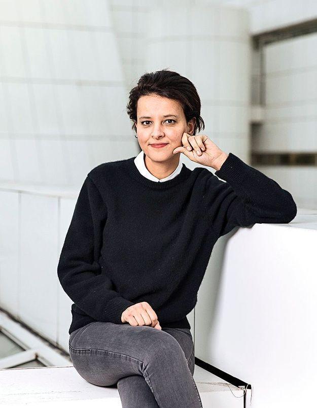 Najat Vallaud-Belkacem, le retour