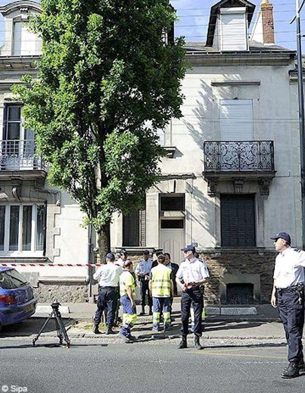 Nantes: le père aurait chargé de «gros sacs» dans sa voiture