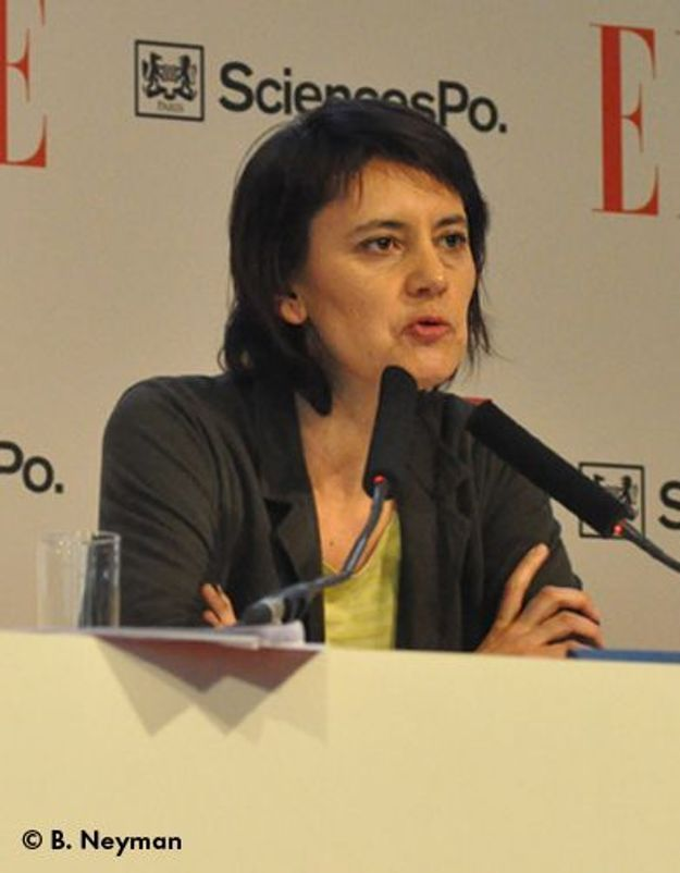 Nathalie Arthaud : « C'est à l'Etat de construire des logements, des crèches »