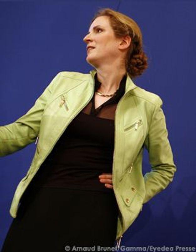 Nathalie Kosciusko-Morizet, la vie en vert