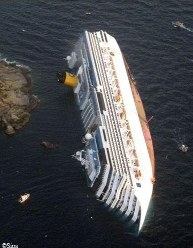 Naufrage du Concordia : 3 rescapés sauvés