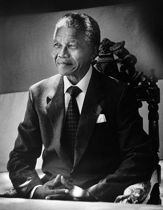 Nelson Mandela : un héros est mort