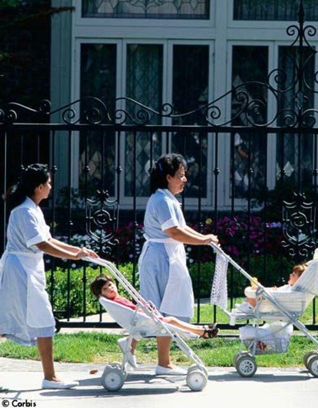 New York : les nannies se rebellent !