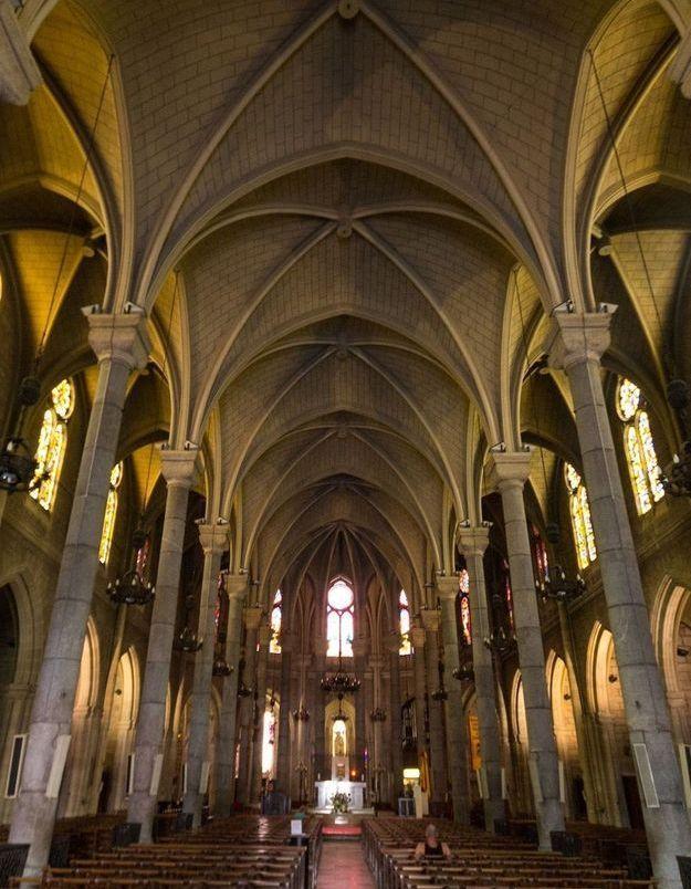 Nice : une attaque au couteau en la basilique Notre Dame fait trois morts