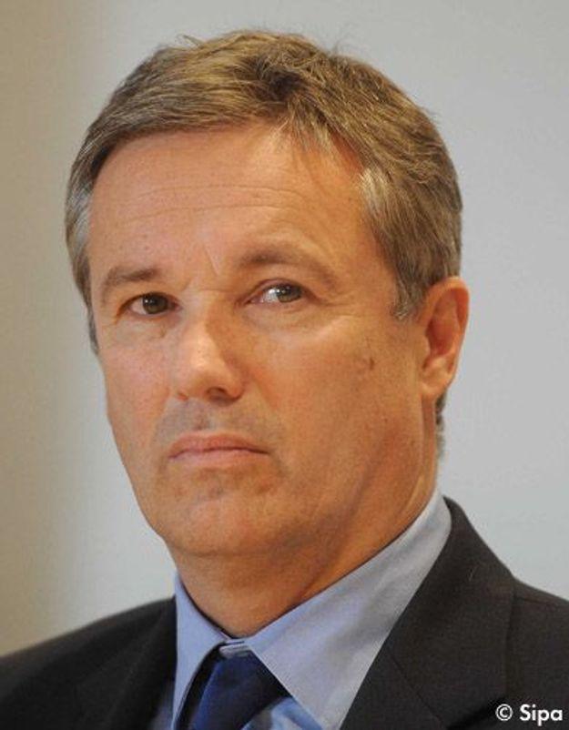 Nicolas Dupont-Aignan répond à ELLE