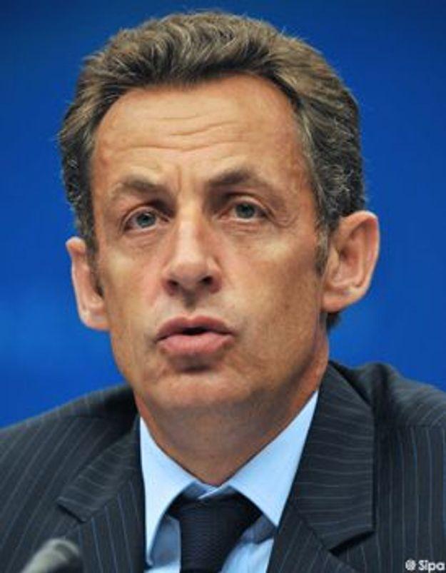 Nicolas Sarkozy, homme d'Etat 2008