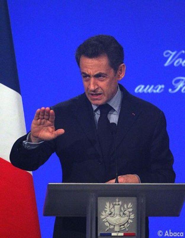 Nicolas Sarkozy soutiendrait le mariage gay