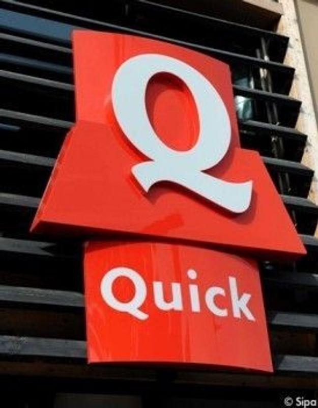 Nouvelle affaire d'intoxication alimentaire chez Quick ?