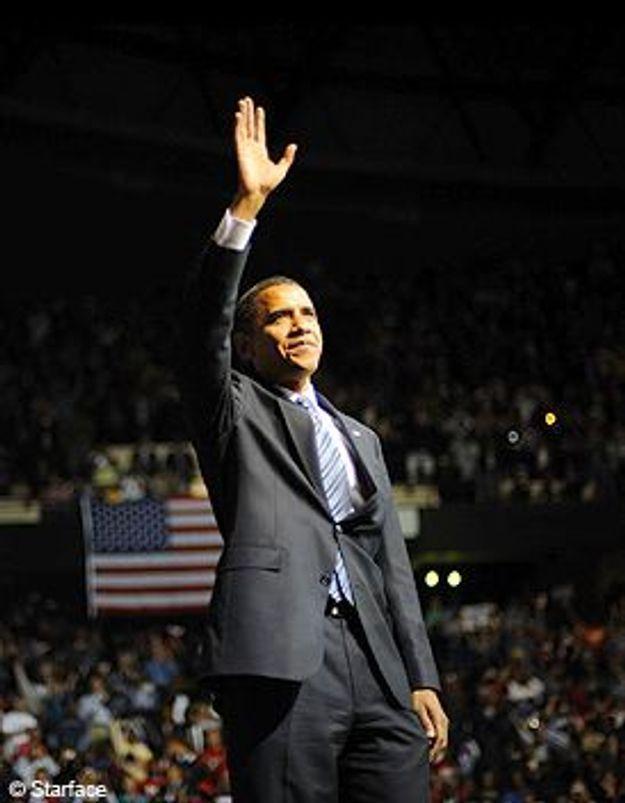 Obama Président !