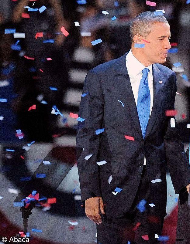 Obama réélu président : les réactions des politiques