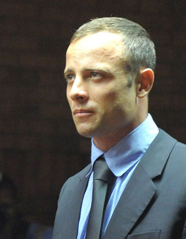 Oscar Pistorius surpris en train de faire la fête