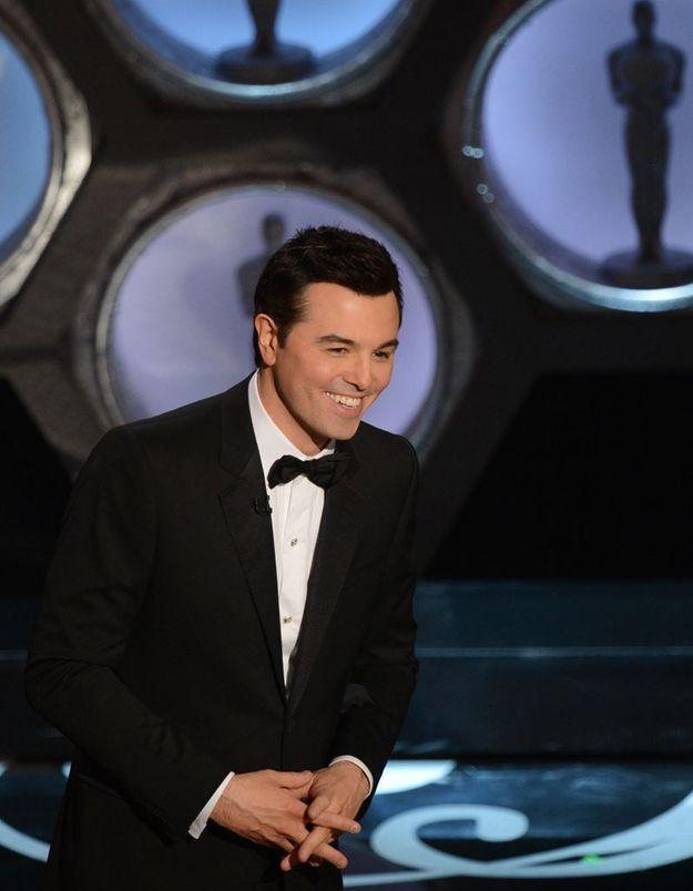 Oscars : les blagues sexistes du présentateur choquent les médias