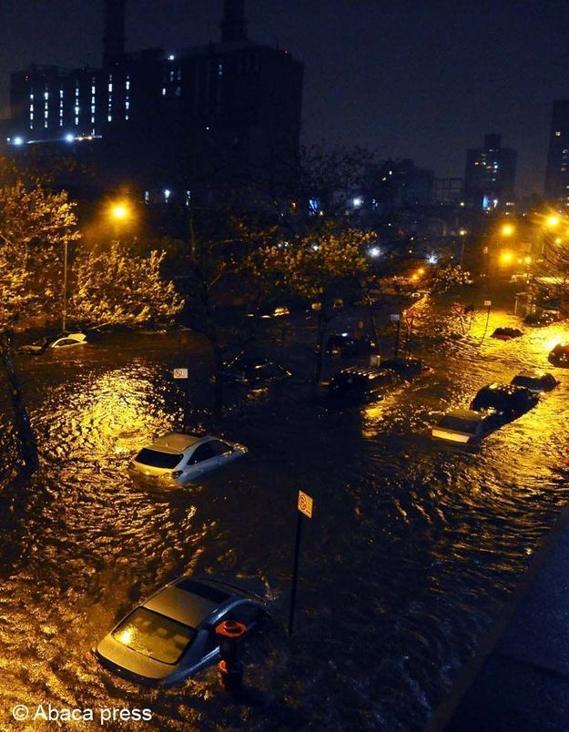 Ouragan Sandy : 50 morts aux Etats-Unis