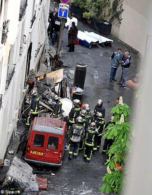 Paris : l'incendie qui a fait cinq mort serait criminel