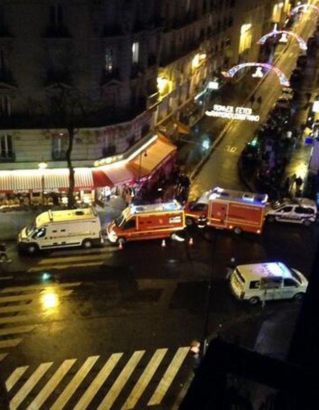 Paris : un couple abattu à la terrasse d'un café