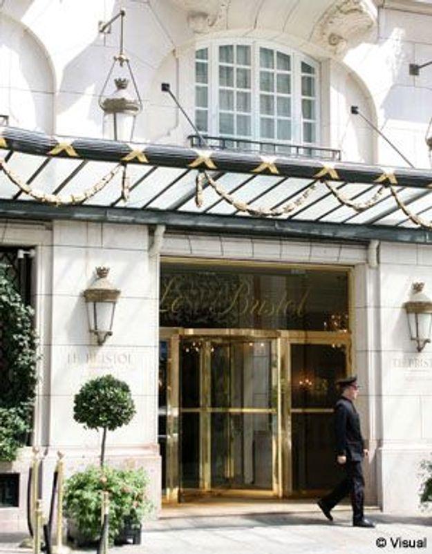 Paris : un meurtre dans le très chic hôtel Bristol ?