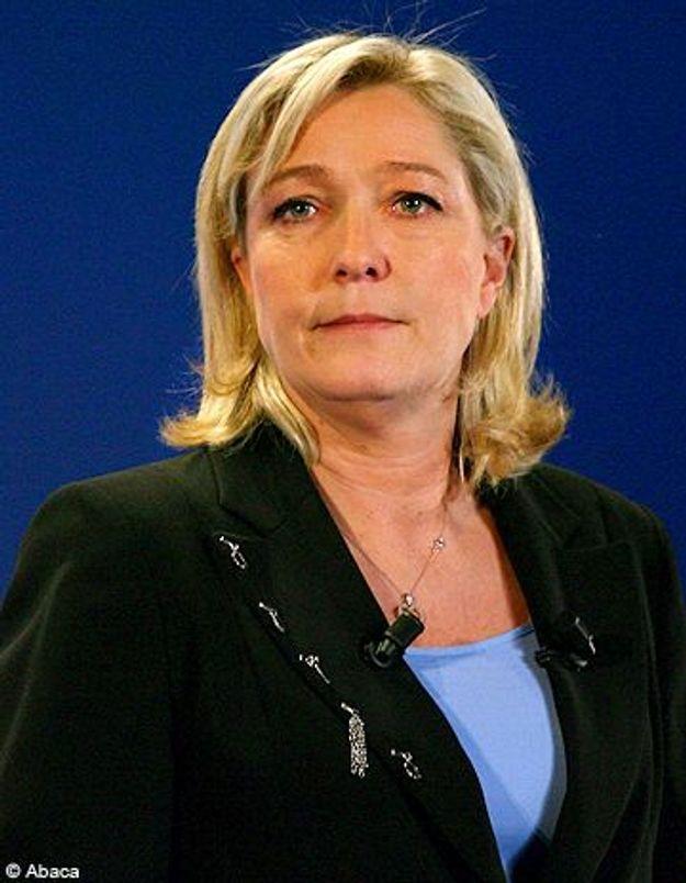 Pas de clash entre Marine Le Pen et Laurent Ruquier ?