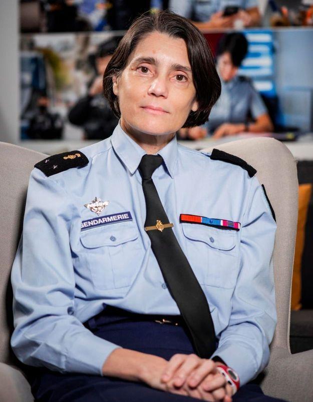 Patricia Boughani, une générale française au Sahara