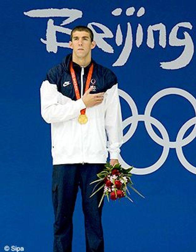 Phelps : l'homme aux 11 médailles d'or